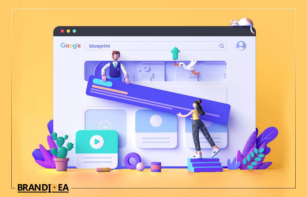 طراحی ui سایت